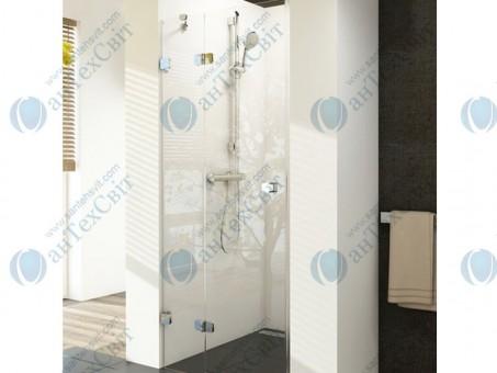 Душевая дверь RAVAK Brilliant BSD2 80 A-L (0UL4AA00Z1+D01000A084)