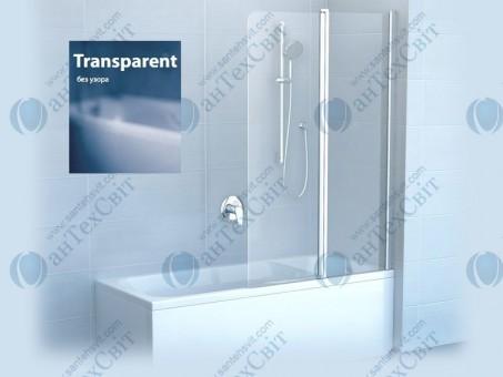 Шторка для ванной RAVAK CVS2 100 7QRA0C00Z1