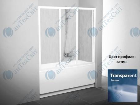Шторка для ванной RAVAK AVDP3 120 (40VG0U02Z1)