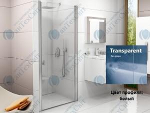 Душевая дверь RAVAK Chrome CSD1 90 (0QV70100Z1)