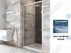 Душевая дверь RAVAK Blix BLDP2 110 (0PVD0100Z1)