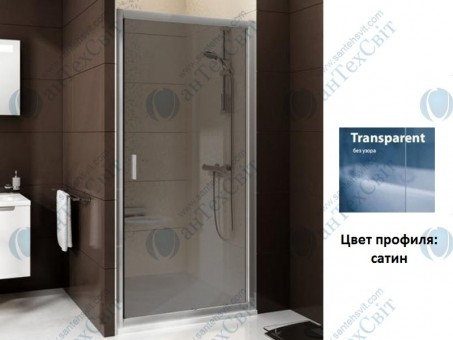 Душевая дверь RAVAK Blix BLDP2 120 (0PVG0U00Z1)