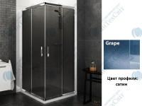 Душевая дверь RAVAK Blix BLRV2K 80 (1XV40U00ZG)