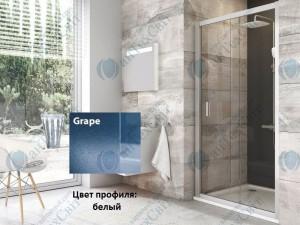 Душевая дверь RAVAK Blix BLDP2 120 (0PVG0100ZG)