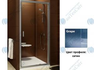 Душевая дверь RAVAK Blix BLDP2 120 (0PVG0U00ZG)