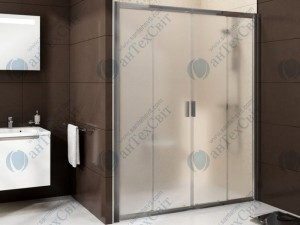 Душевая дверь RAVAK Blix BLDP4 120 (0YVG0C00ZG)