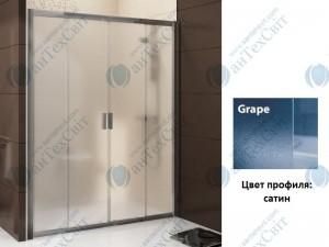 Душевая дверь RAVAK Blix BLDP4 130 (0YVJ0U00ZG)