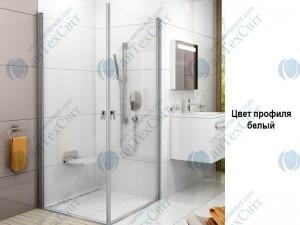Душевая дверь RAVAK Chrome CRV1 100 (1QVA0101Z1)
