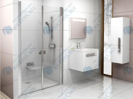 Душевая дверь RAVAK Chrome CSDL2 100 (0QVACC0LZ1)