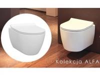 Чаша подвесного унитаза IDEVIT Alfa (3104-2616)