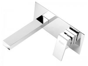 Смеситель для умывальника NEWARC Silver (851571)
