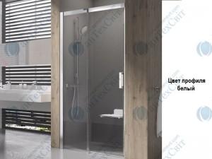 Душевая дверь RAVAK Matrix MSD2 100 L (0WLA0100Z1)