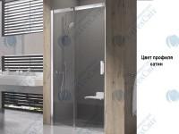 Душевая дверь RAVAK Matrix MSD2 100 L (0WLA0U00Z1)