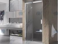 Душевая дверь RAVAK Matrix MSD2 100 L (0WLA0C00Z1)
