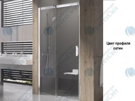 Душевая дверь RAVAK Matrix MSD2 110 L (0WLD0U00Z1)