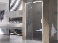 Душевая дверь RAVAK Matrix MSD2 110 L (0WLD0C00Z1)