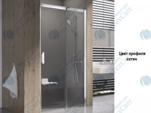 Душевая дверь RAVAK Matrix MSD2 110 R (0WPD0U00Z1)