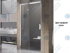 Душевая дверь RAVAK Matrix MSD2 120 L (0WLG0U00Z1)