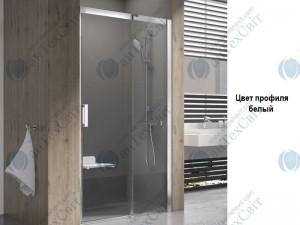 Душевая дверь RAVAK Matrix MSD2 120 R (0WPG0100Z1)