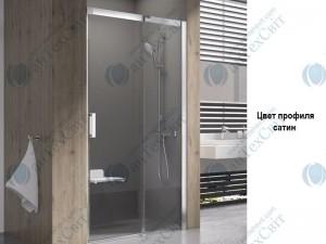 Душевая дверь RAVAK Matrix MSD2 120 R (0WPG0U00Z1)