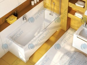 Акриловая ванна  RAVAK Classic 120 C861000000