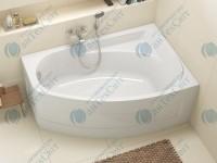Акриловая ванна KOLO Mystery 140*90 правая XWA3740000