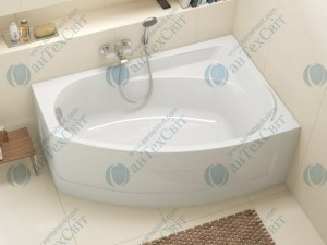 Акриловая ванна KOLO Mystery 150*95 правая XWA3750000