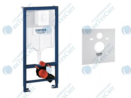 Инсталляция GROHE Rapid SL 38722001