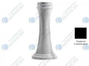 Пьедестал KERASAN Retro (107004) черный