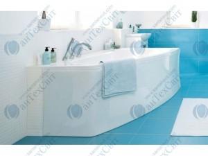 Акриловая ванна CERSANIT Sicilia 150 S301-096