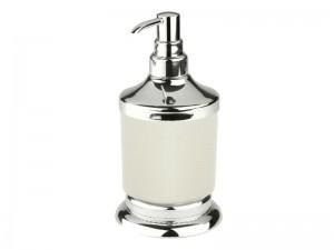 Дозатор для жидкого мыла KUGU Versace Freestand 230C