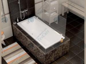 Акриловая ванна CERSANIT Lorena 150