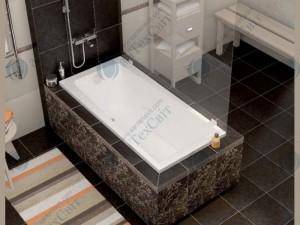 Акриловая ванна CERSANIT Lorena 170