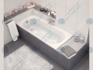 Акриловая ванна CERSANIT Octavia 170