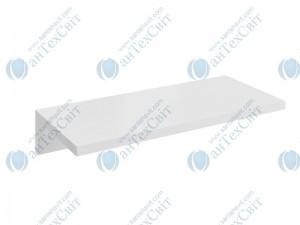 Столешница RAVAK Formy под умывальник L 800 белый (X000000830)