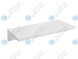 Столешница RAVAK Formy под умывальник L 1000 белый (X000000831)