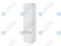 Пенал RAVAK Clear SB 400 L белый/белый (X000000761)