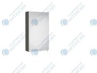 Шкафчик зеркальный ROCA Debbа 50х60 серый антрацит A856840153