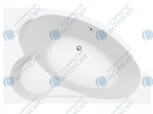 Акриловая ванна CERSANIT Kaliope 170х110 R