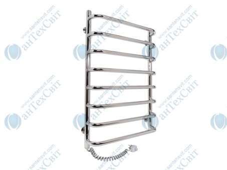 Электрический полотенцесушитель LARIS Стандарт П8 500 х 800 Е (73207088)
