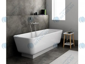 Мраморная ванна MARMORIN 157*75 Balta white base (721 160 020 xx x)