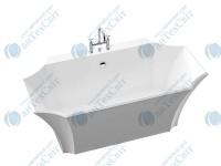 Мраморная ванна MARMORIN 164,5*89,4 La Donna (565 165 020 xx x)