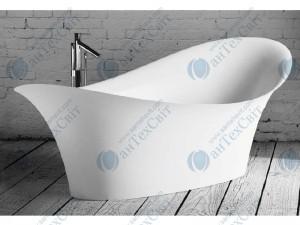 Мраморная ванна MARMORIN 206,7*91,5 Alice (P 551 210 020 010)