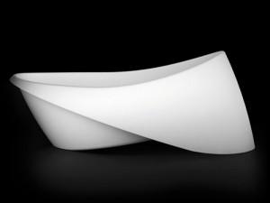 Мраморная ванна MARMORIN 196,7*96,3 Goccia (P 596 200 020 010)