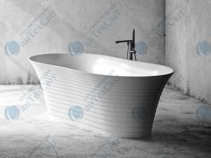 Мраморная ванна MARMORIN 153,3*87,3 Cascada (P 724 154 020 010)