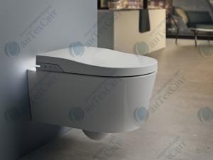 Чаша подвесного унитаза ROCA Inspira In-Wash Rimless (A803060001)