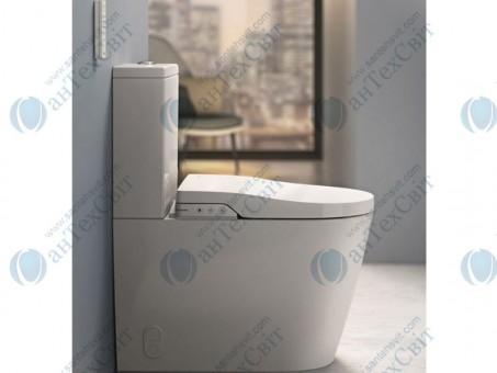 Унитаз-компакт ROCA Inspira In-Wash Rimless (A803061001)