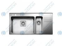 Нержавеющая мойка TEKA Frame 1 1/2B 1/2D RHD (40180531)