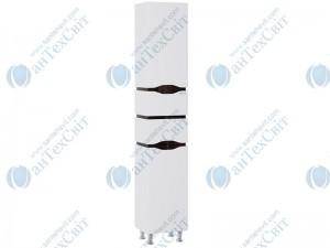 Пенал SANWERK Alessa R (MV0000133) белый/венге