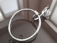 Кольцо для полотенца KUGU Versace 204C